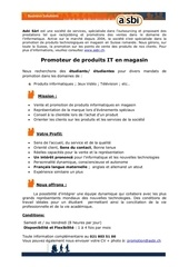 annonce asbi 2013