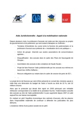 appel a la mobilisation intersyndicale 1
