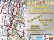 bikeandrun du 06 octobre 2013