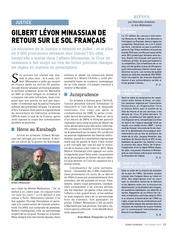 gilbert minassian
