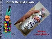 run s botled plastic ok