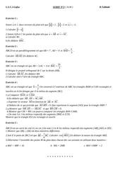 serie 2 3e math
