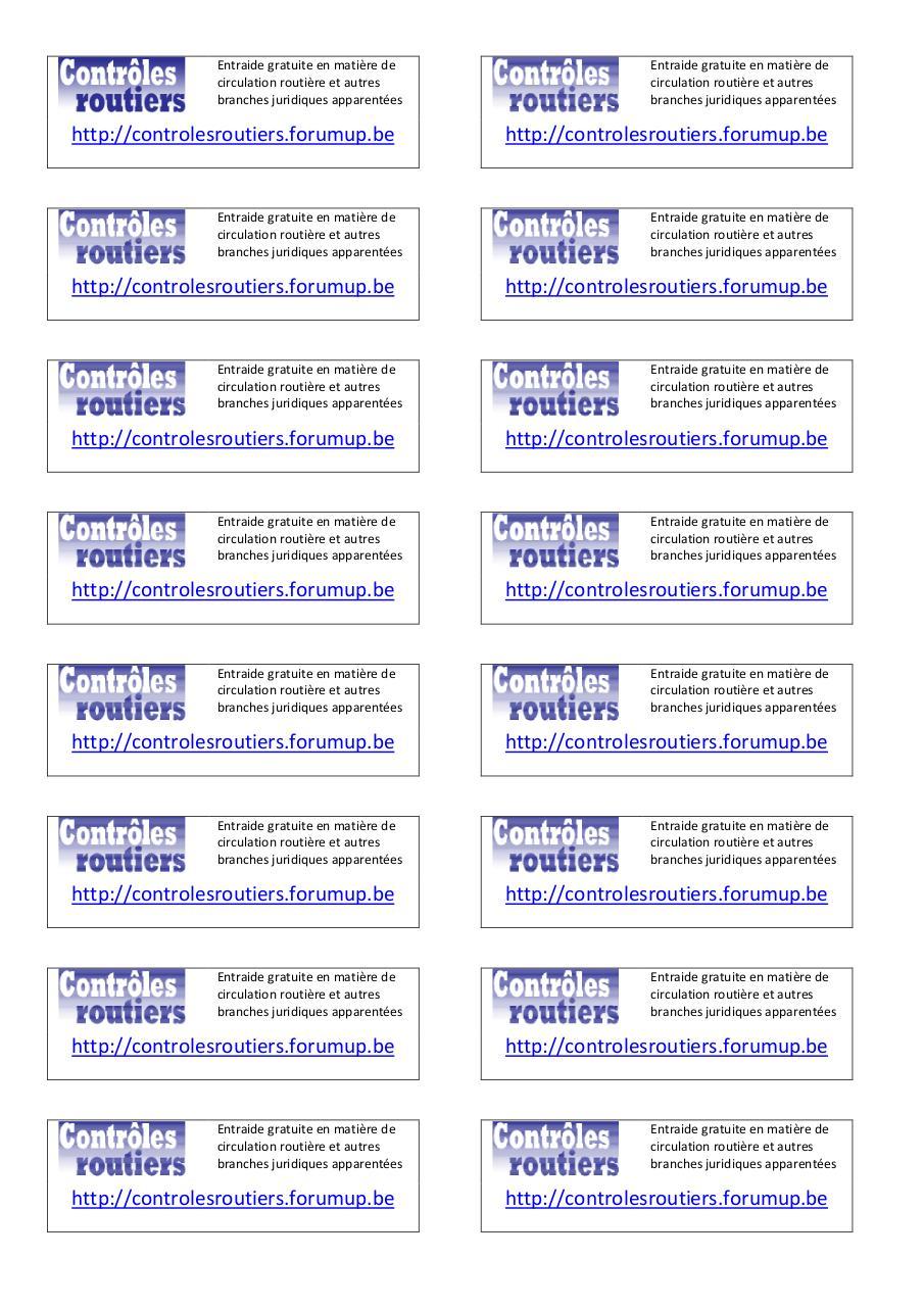 Cartes De Visitedoc Par AdministrateurWINDOWS 3FFAC06