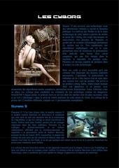 Fichier PDF les cyborg