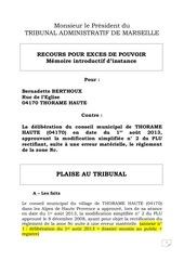 recours aout 2013