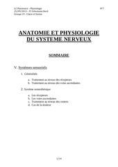cm 7 physiologie