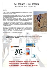 newsletter n 6 dbdb aout septembre 2013 part 1