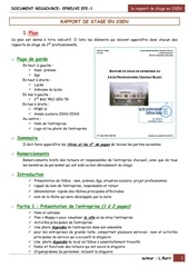 plan rapport stage 2sen ep2