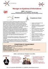 programme mgsi 1