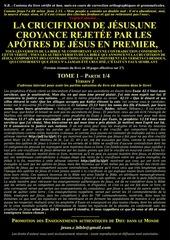 1 jjc jesus jamais crucifie en 18 pages francais