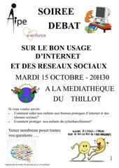 Fichier PDF affiche soiree debat