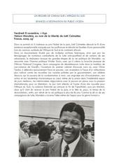 cinema afrique du sud seances public lyceen 20sept