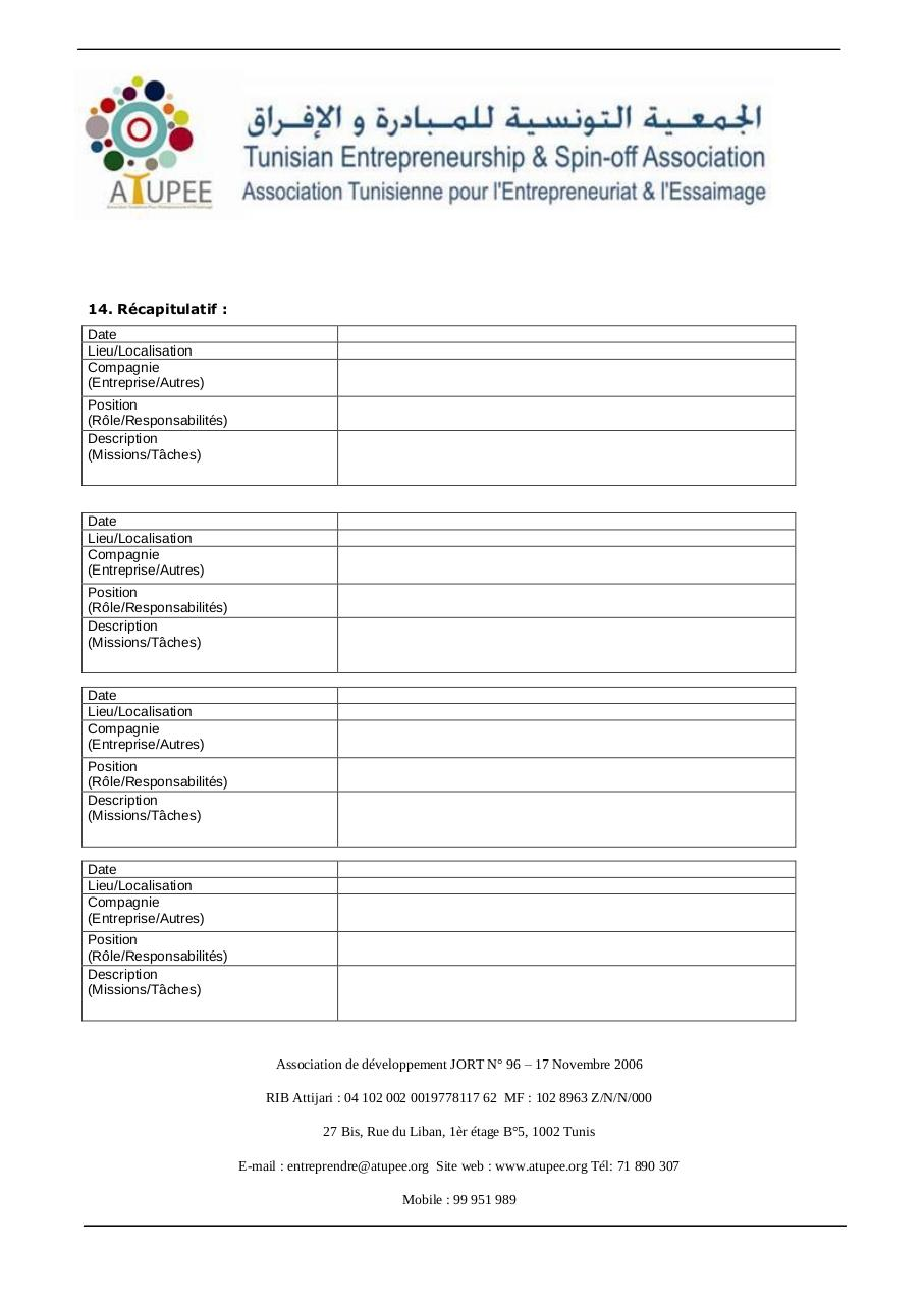 Aperçu du document CV Mentor.pdf - page 3/5