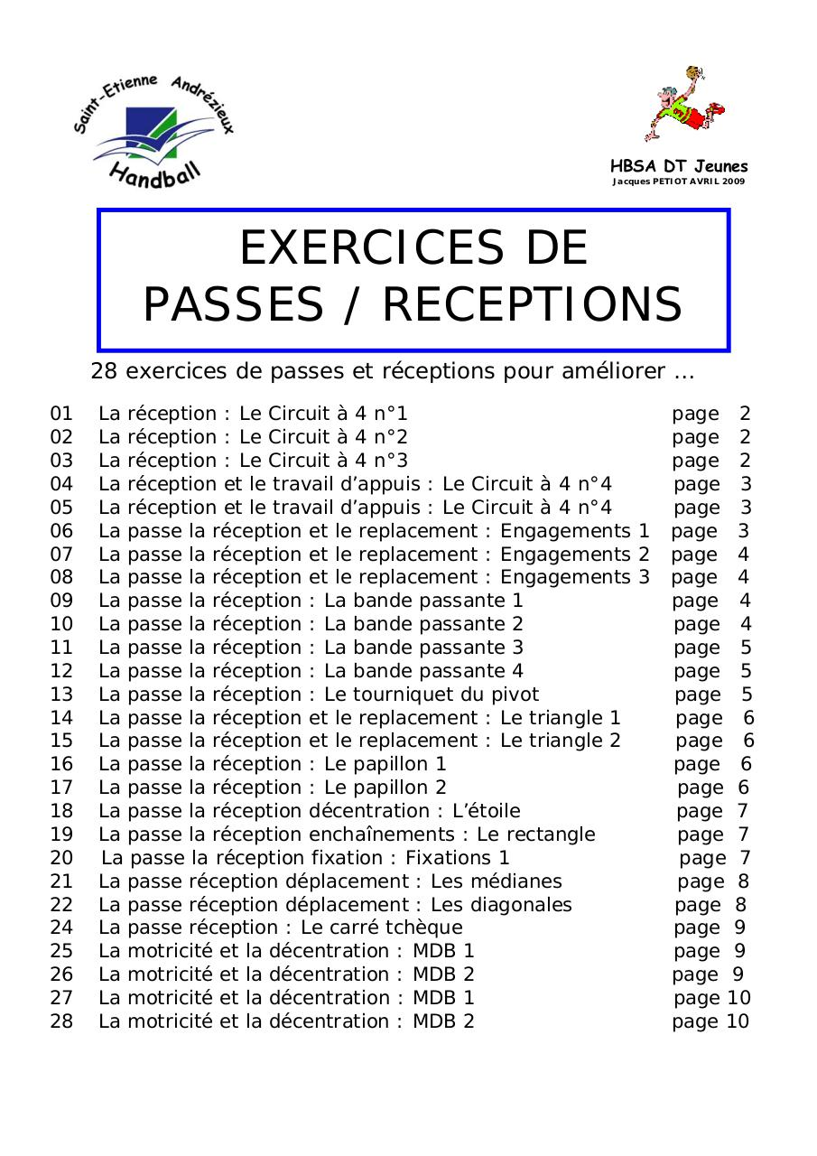 Aperçu du document passes-receptions.pdf - page 1/10