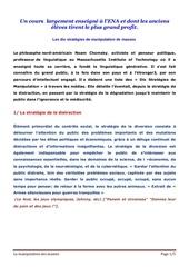 Fichier PDF manipulation des masses