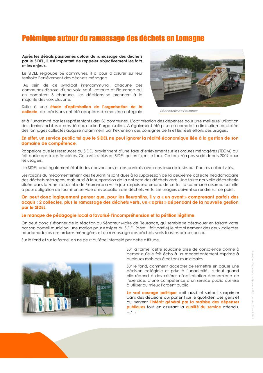Aperçu du document Newsletter du MoDem N°5 - Oct 2013(1).pdf - page 2/5