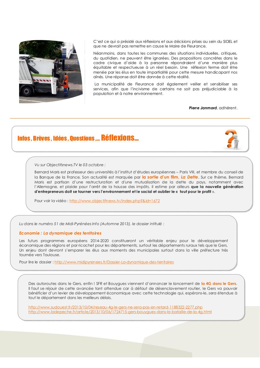 Aperçu du document Newsletter du MoDem N°5 - Oct 2013(1).pdf - page 3/5