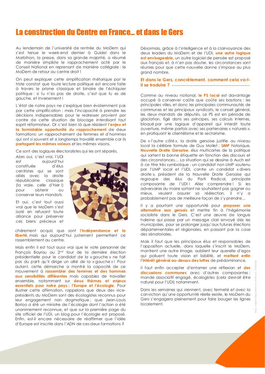 Aperçu du document Newsletter du MoDem N°5 - Oct 2013(1).pdf - page 4/5