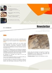 newsletter du modem n 5 oct 2013 1