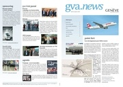 newsletter geneva airport octobre 2013