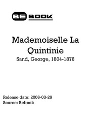 Fichier PDF sand george 1804 1876 mademoiselle la quintinie