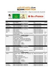 nf 2013 programme fr