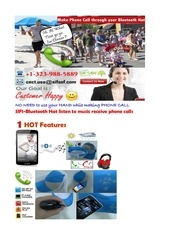 sif1 bluetooth music phone hat catalog 2013