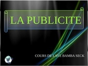 Fichier PDF cours laye bamba seck la publicite