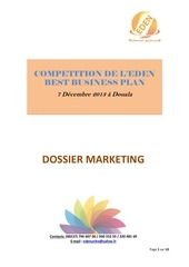 eden bbp dossier marketing