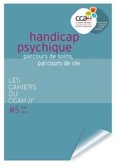 cahier ccah handicap psychique