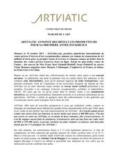 Fichier PDF communiquE de presse artviatic oct2013