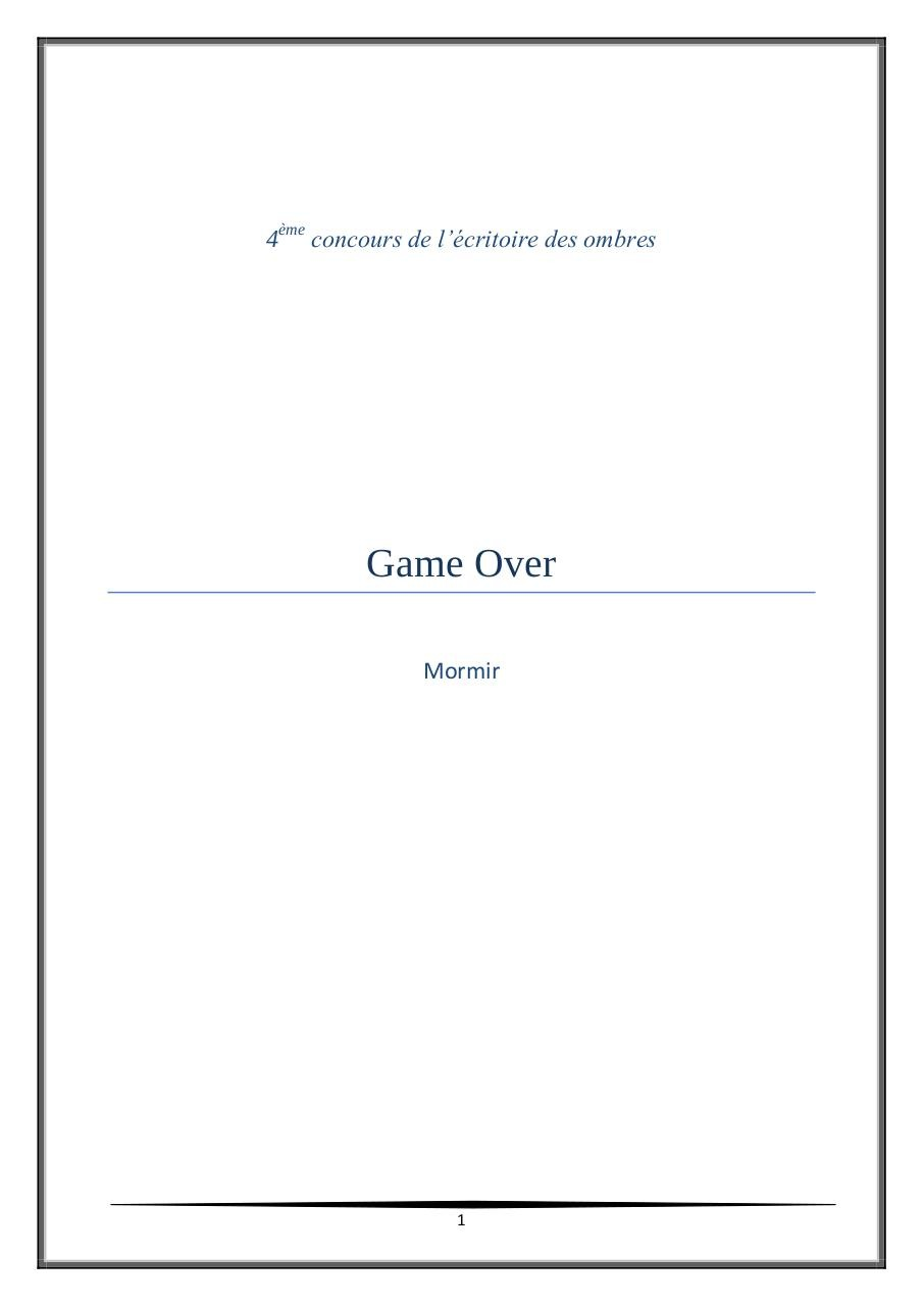 Game Over (taille 18).pdf - page 1/24