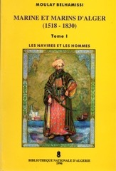 marine et marins dalger 1518 1830 moulay belhamissi