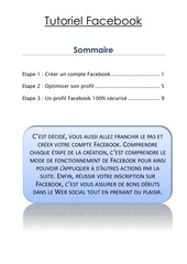 tutoriel 20facebook