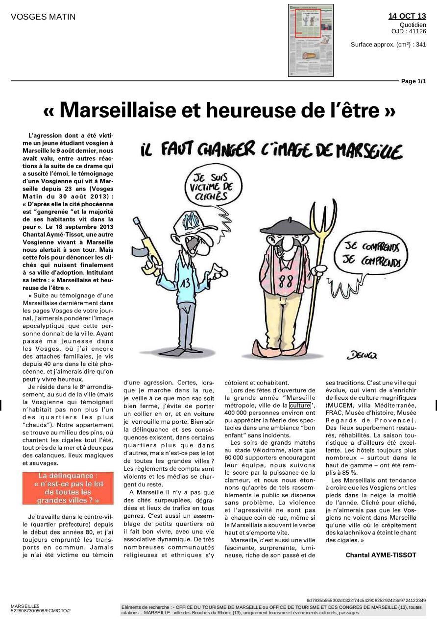 Vosges par l 39 argus de la presse fichier pdf - Le journal des vosges ...