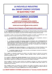 smart energy systems industrie d avenir 151013