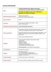 avis procedure adaptee contrat espaces verts1