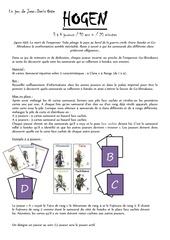 hogen regles 16 cartes