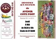 tournoi acf u13 2014