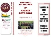 Fichier PDF tournoi acf u9 2014