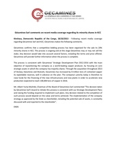 Fichier PDF gecamines comments on recent media coverage 181013