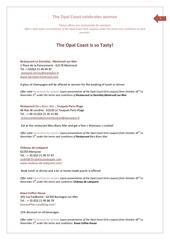 ocg 2013 resto offers