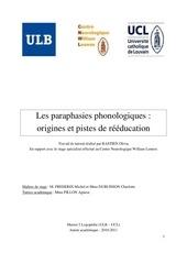 Fichier PDF paraphasie phonologique