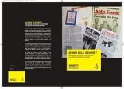 rapport tchad 2013