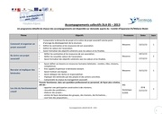 accompagnements asso collectifs 2013