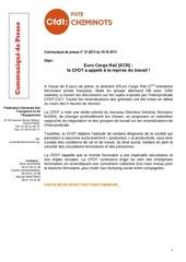 communique presse n21 du 18 octobre 2013 ecr