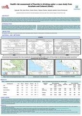 health risk assessment of fluoride