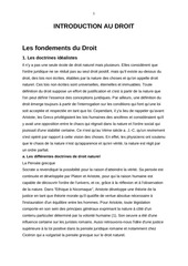 introduction au droit tape