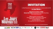 invitation max linder