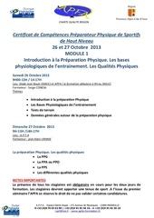 programme seminaire octobre 2013